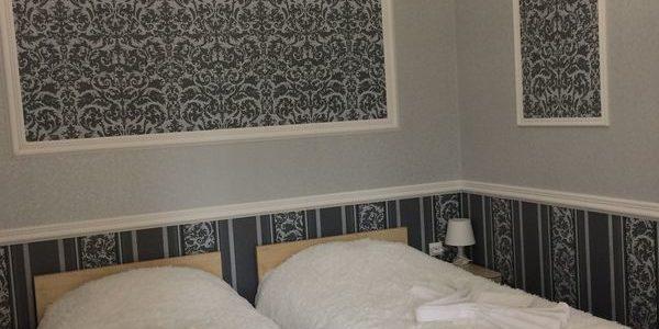 № 1. Двухместный стандарт с раздельными кроватями.